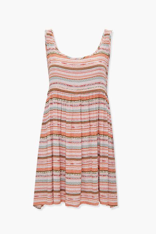 Striped Tank Dress, image 4