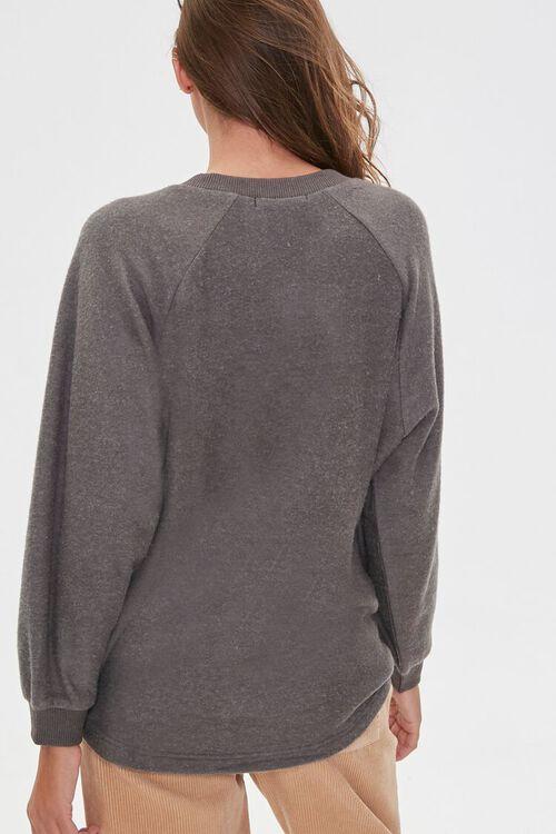 Raglan Balloon-Sleeve Sweater, image 3
