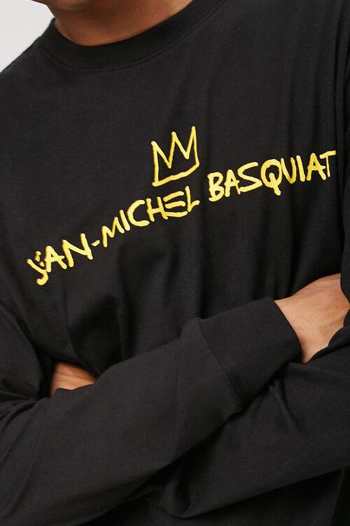 Jean-Michel Basquiat Graphic Tee, image 5