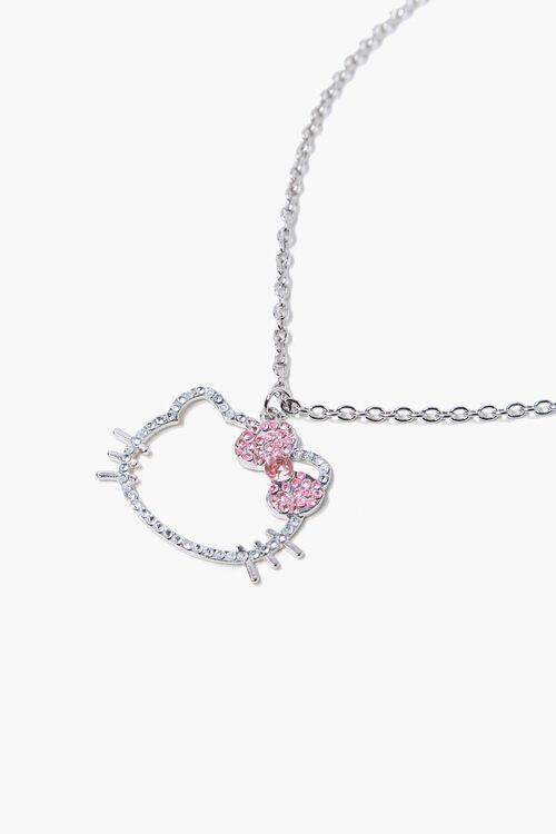 Girls Hello Kitty Pendant Necklace (Kids), image 1