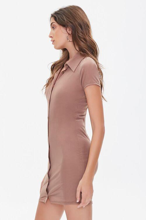 Mesh Shirt Dress, image 2