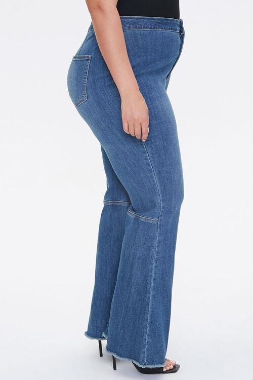 Plus Size Flare Jeans, image 3