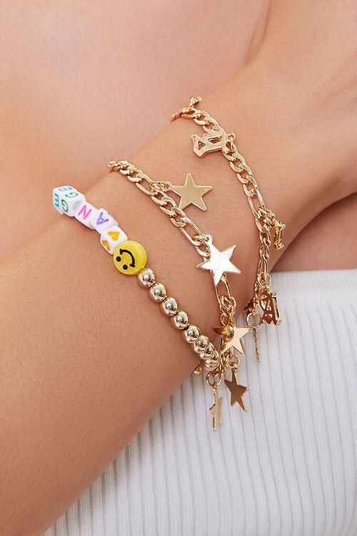 Angel Charm Bracelet Set, image 1