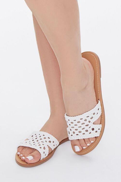 Braided Flat Sandals, image 5