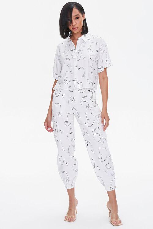 Face Print Pocket Shirt, image 4