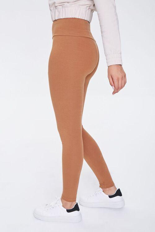 Basic High-Rise Leggings, image 3