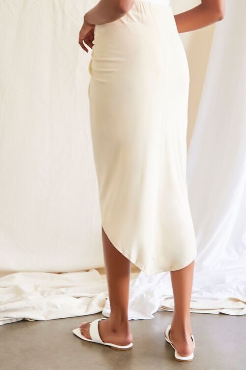 High-Low Gathered Skirt, image 4