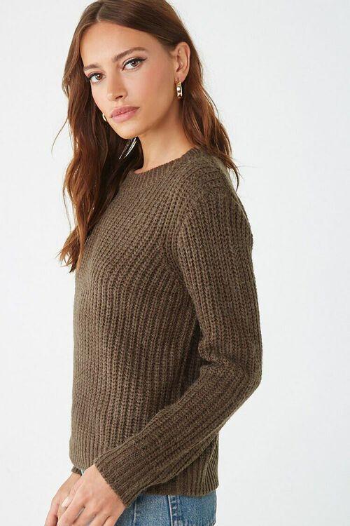 Chunky Knit Sweater, image 2