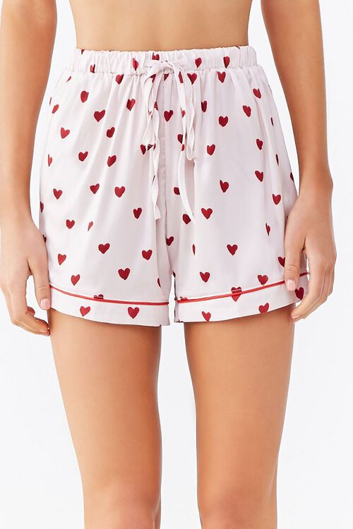 Heart Print Pajama Set, image 5