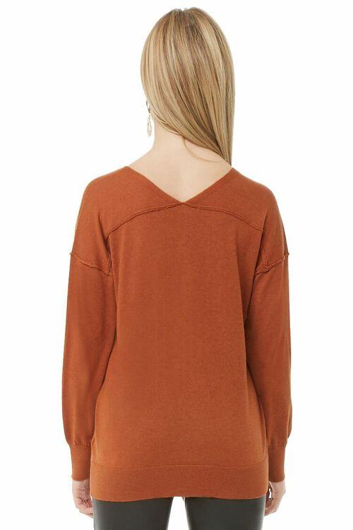 V-Neck Sweater, image 3