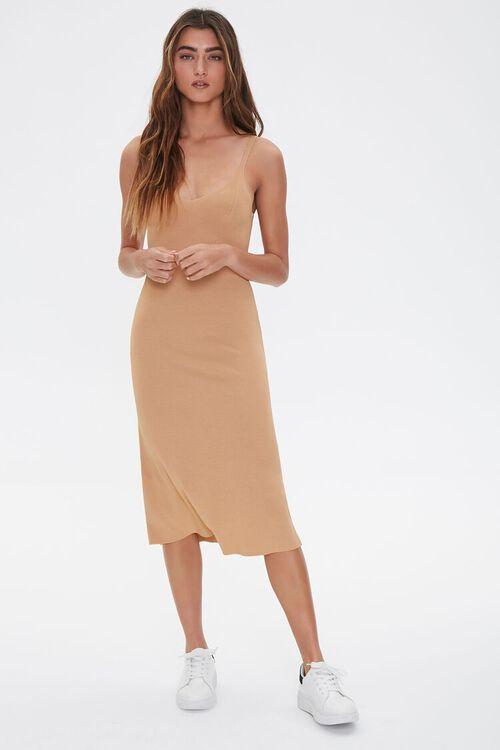 V-Neck Cami Dress, image 2