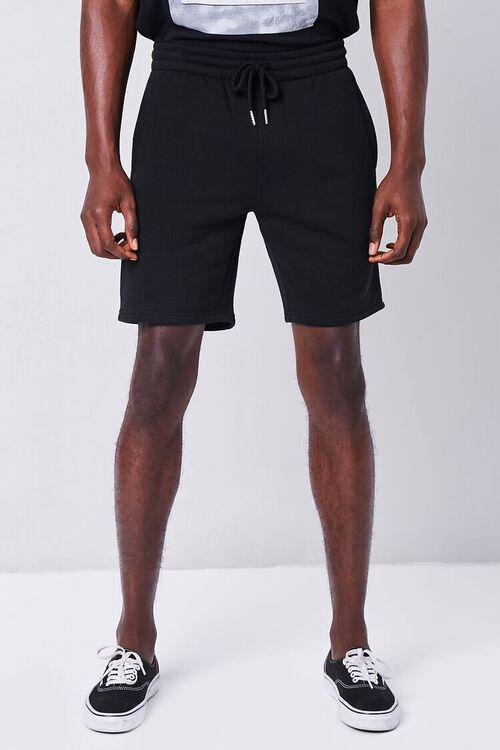 Fleece Drawstring Shorts, image 2
