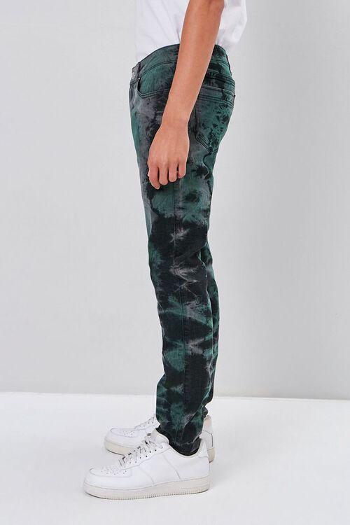 Cloud Wash Straight-Leg Jeans, image 3
