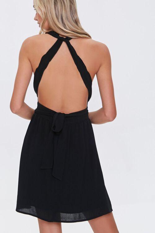 Surplice Mini Dress, image 4