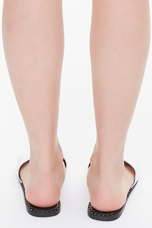 Studded Slip-On Sandals, image 3