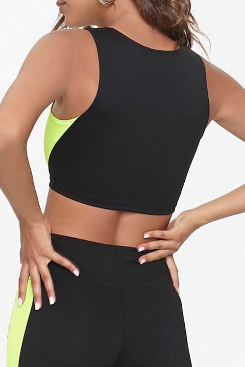 Active Colorblock Sports Bra, image 3