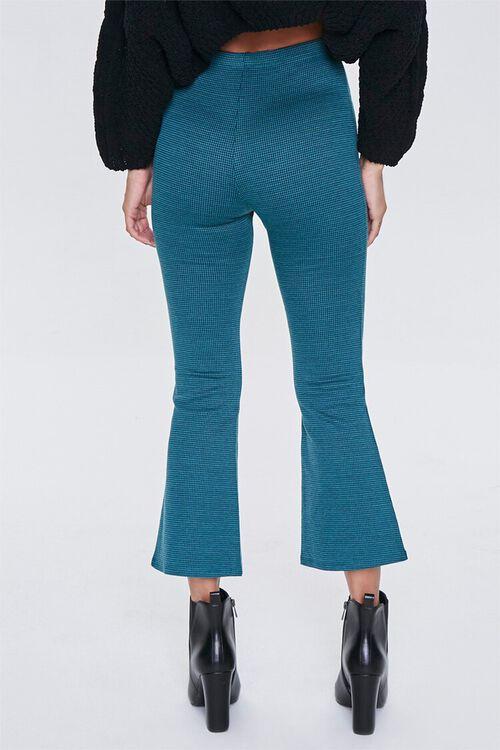 Grid Print Ankle Pants, image 4
