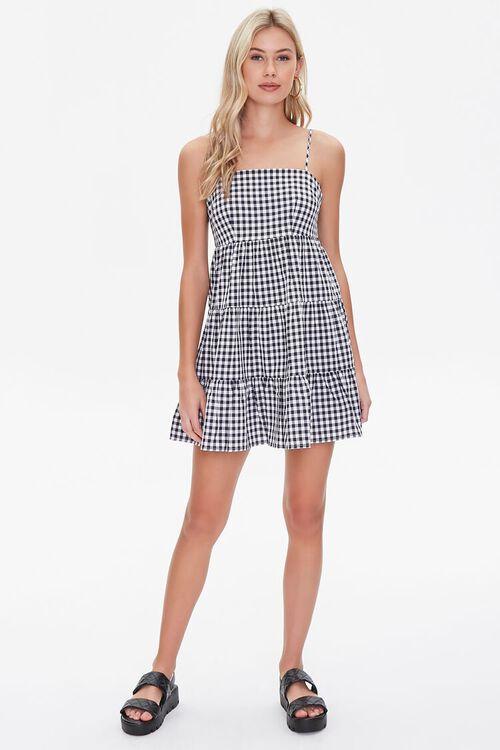 Gingham Cami Dress, image 4