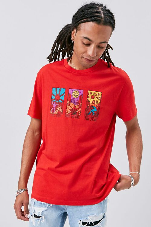 Organic Cotton Graphic Tee, image 1