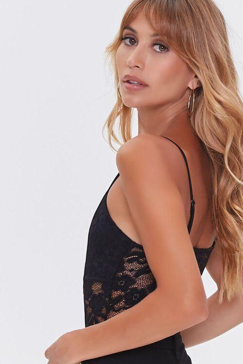 Lace Cami Bodysuit, image 2