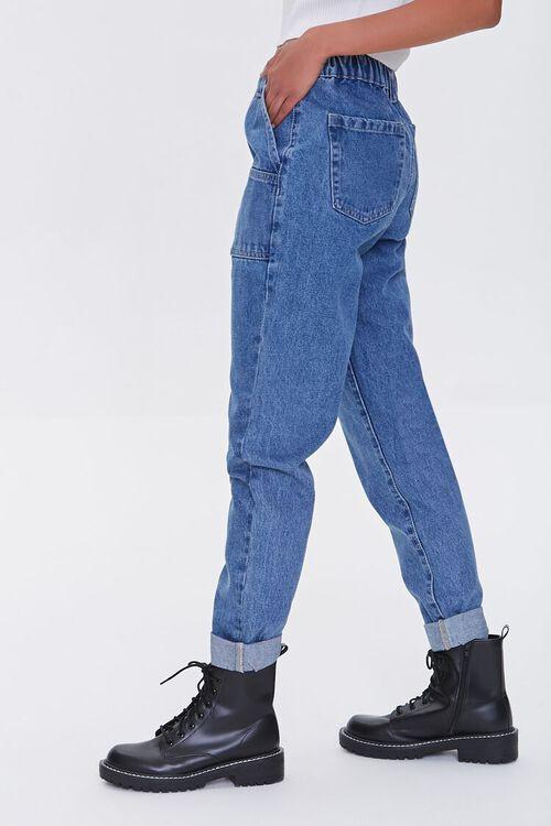 Cuffed Mom Jeans, image 3