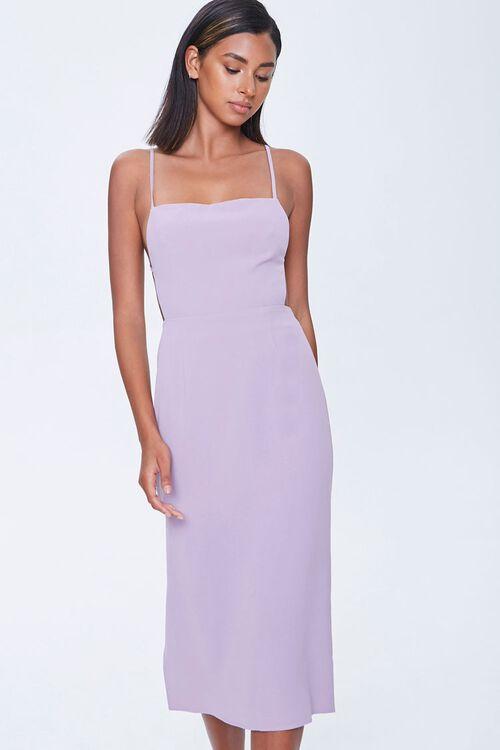 Tie-Back Slip Dress, image 1