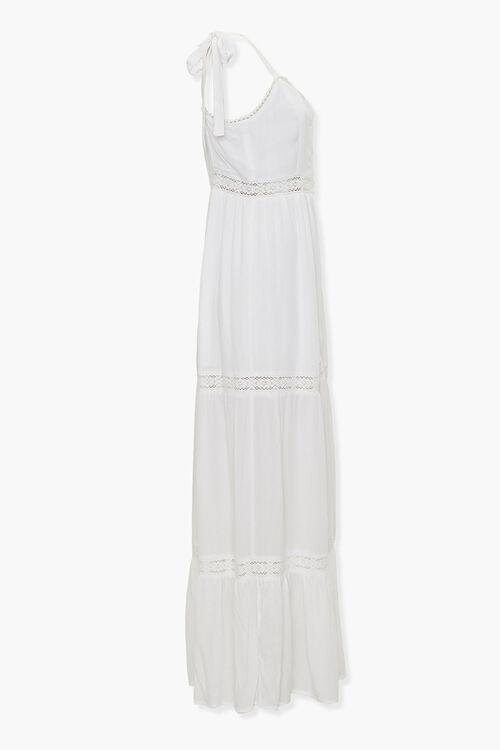 Crochet-Trim Maxi Dress, image 2