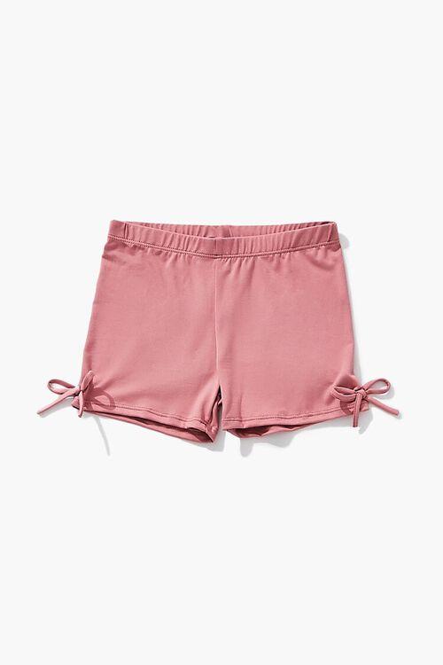 Girls Bow Shorts (Kids), image 1