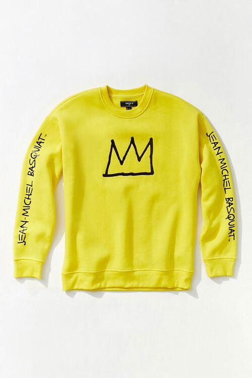 Basquiat Graphic Sweatshirt, image 1
