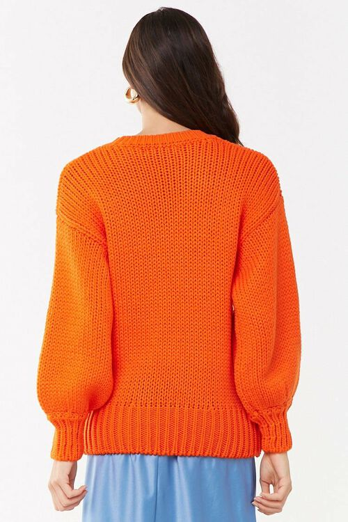 Chunky Ribbed Sweater, image 3