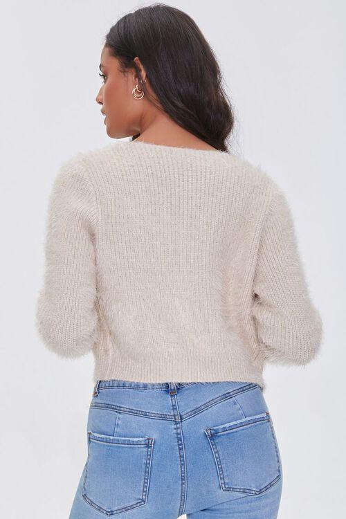 OATMEAL Cami Cardigan Sweater-Top, image 3