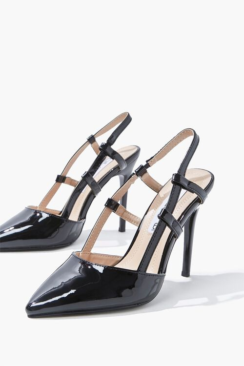 Caged Stiletto Heels, image 3