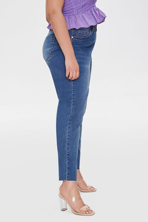 Plus Size Signature High-Rise Mom Jeans, image 3