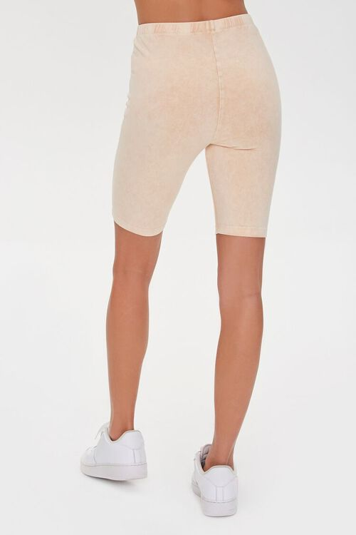 Mineral Wash Biker Shorts, image 4