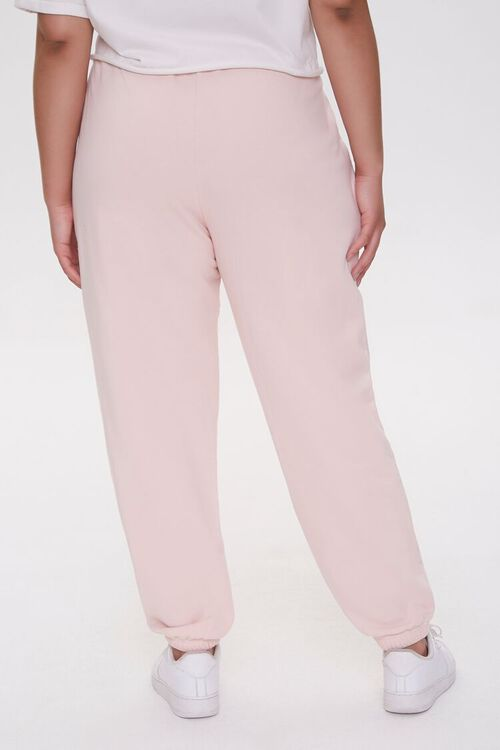 Plus Size French Terry Joggers, image 4