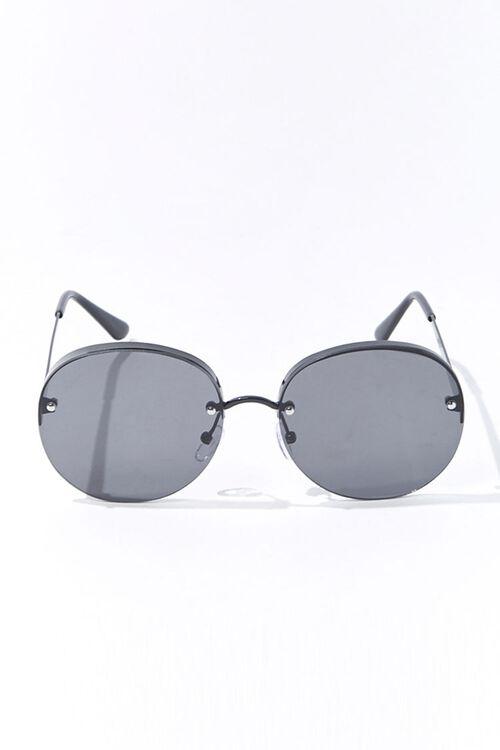 Semi-Rimmed Sunglasses, image 1