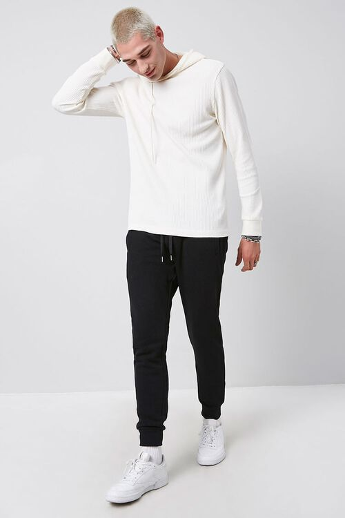 French Terry Knit Joggers, image 5
