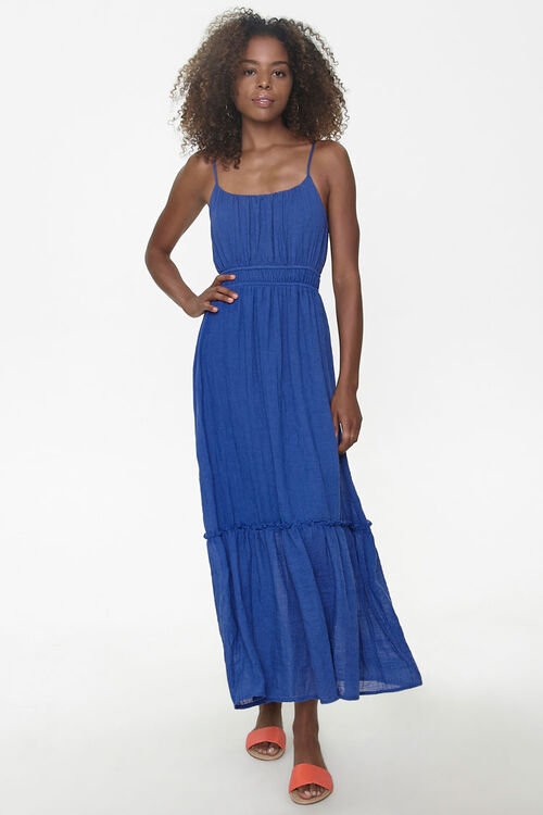 Ruffled Maxi Dress, image 4