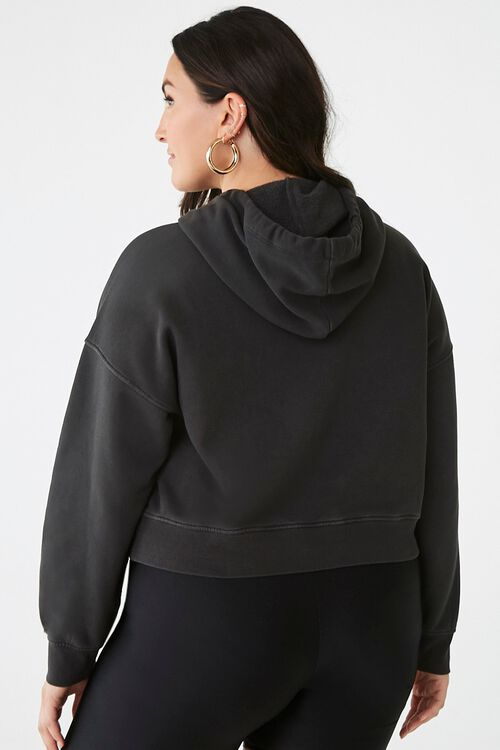 Plus Size Curb Chain Hoodie, image 3