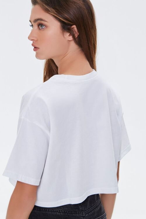 Cropped Dragon Graphic Tee, image 3