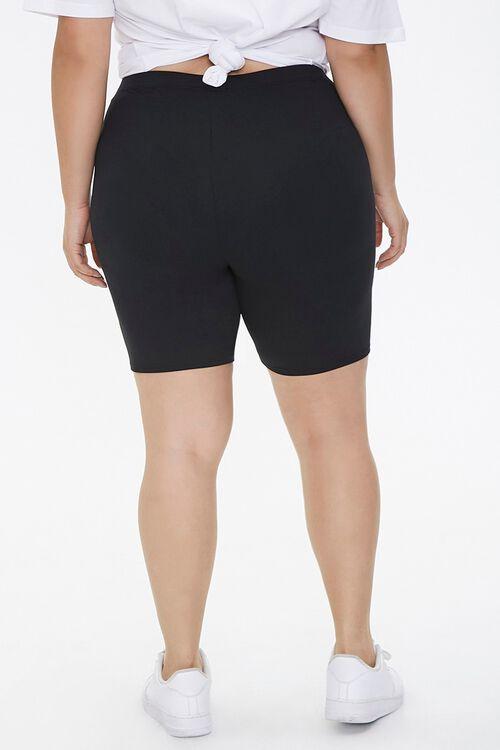 Plus Size Biker Shorts, image 4