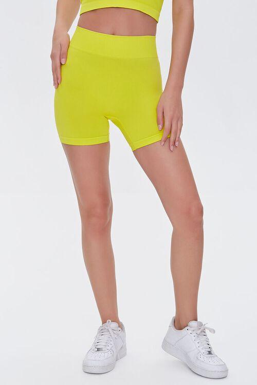 Seamless Biker Shorts, image 2