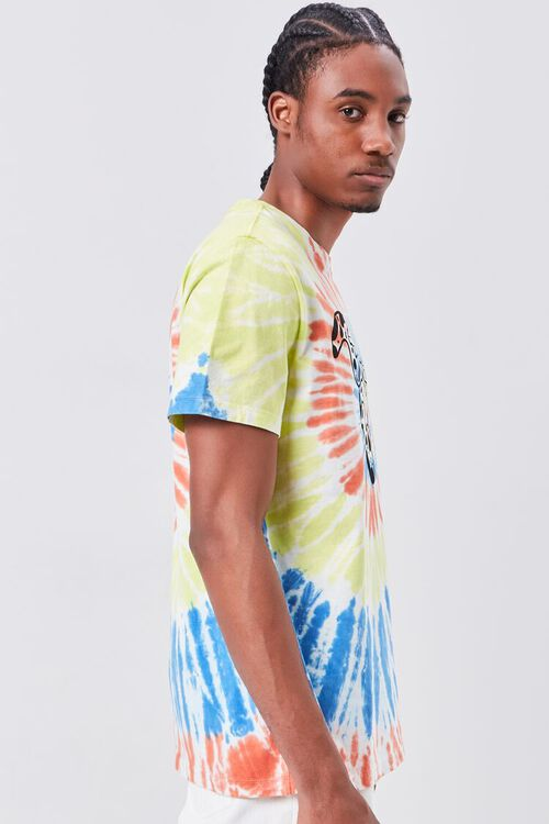 Butterfly Graphic Tie-Dye Tee, image 2