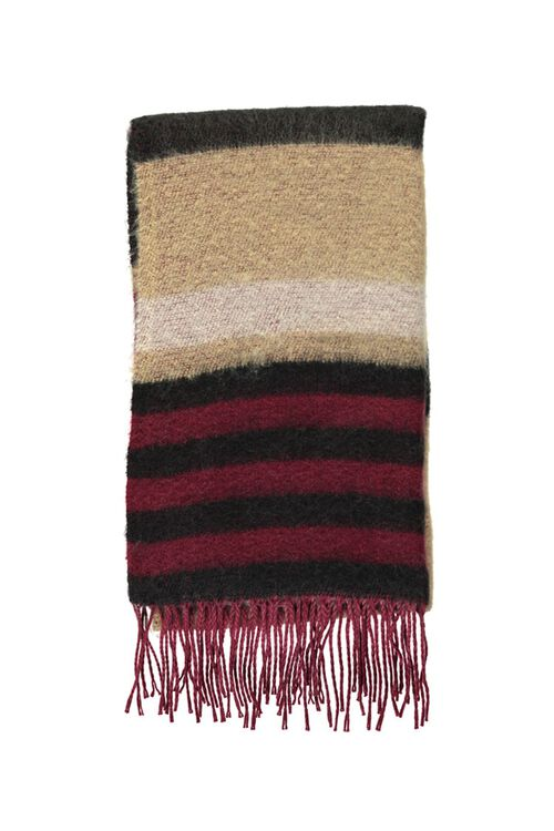 Colorblock Oblong Scarf, image 3