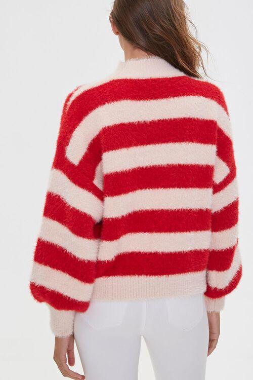 Fuzzy Turtleneck Sweater, image 3