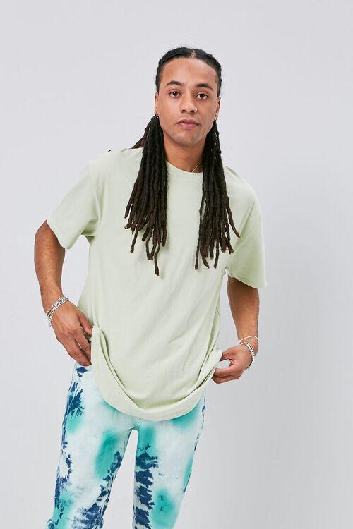 Tie-Dye Skinny Jeans, image 1