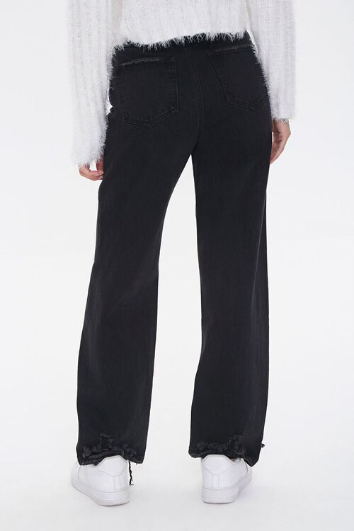 Crisscross High-Rise Straight Jeans, image 4
