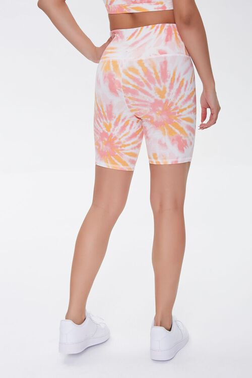 Active Tie-Dye Biker Shorts, image 4