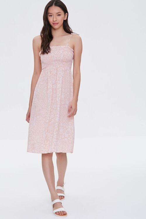 Tie-Strap Paisley Dress, image 4