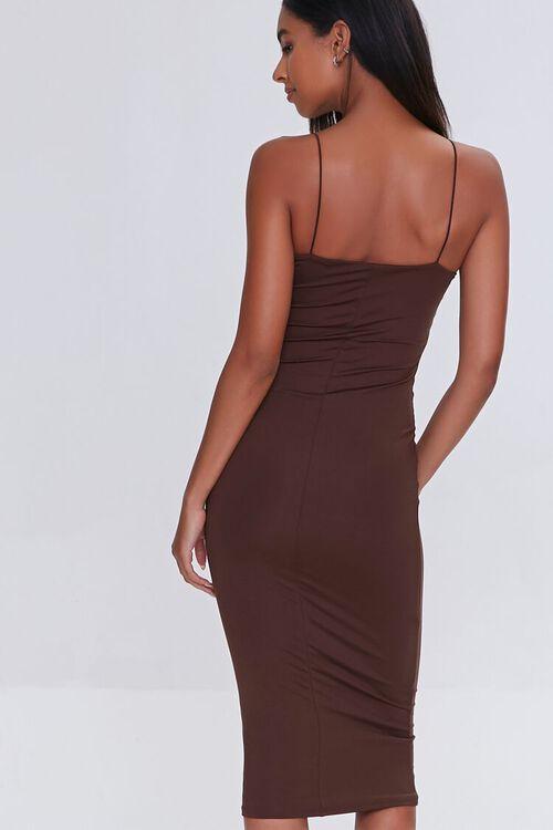 Midi Cami Bodycon Dress, image 4